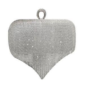 Handbags - Swarovski clutch evening